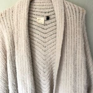 Sleep on Snow by Anthropologie Cocoon Cardigan S
